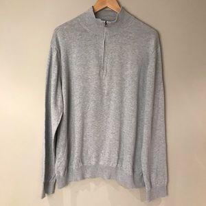 Brooks Brothers 1/4 zip sweater